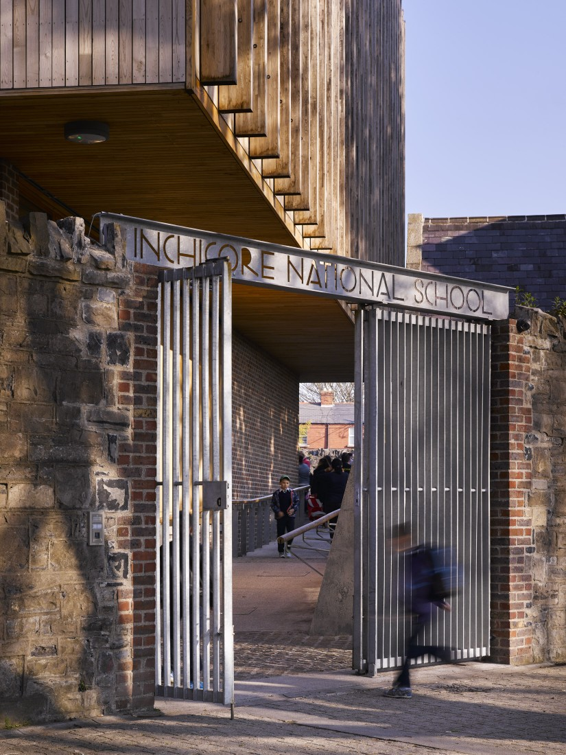 <i>Inchicore National School,</i> Donaghy and Dimond Architects
