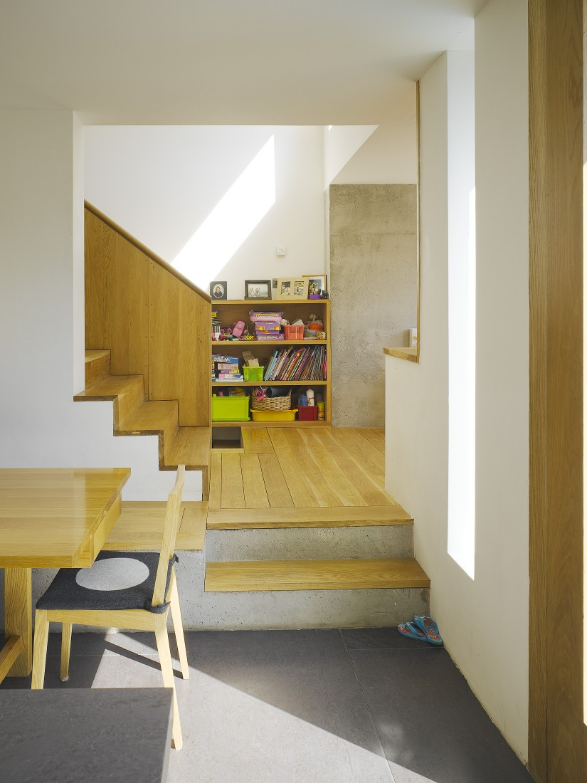 <i>Interior,</i> Donaghy and Dimond Architects