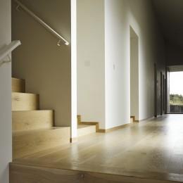 View of corridor