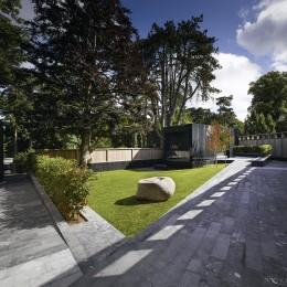 General view of garden