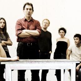 Showing Caitríona Ní Mhurchú, Charlie Murphy, Simon Coury, Karl Quinn, Deirdre Roycroft, Jonathan Byrne, Noelle Brown and John Cronin.