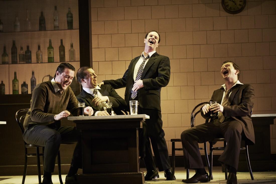 <i>Dubliners,</i> Opera Theatre Company