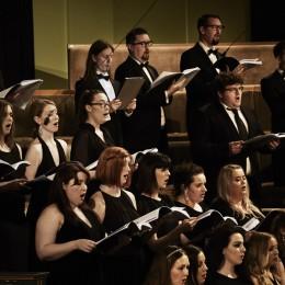 Showing chorus