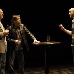 Showing Paul Mallon, John Cronin and Will Irvine