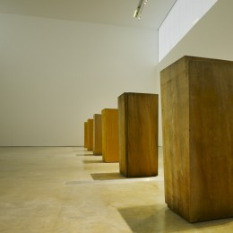 Installed in Main Gallery
